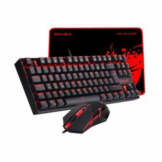 Gaming set tipkovnica, miš i podloga Redragon K552-BA-2
