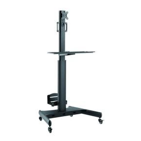 Pokretni podni stalak nosač za radne stanice, SBOX FS-501