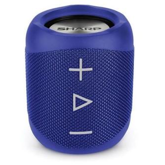 Prijenosni zvučnik SHARP GX-BT180 plavi (Bluetooth, baterija 10h)