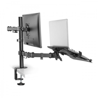 Stolni nosač za monitor i laptop SBOX Desktop LCD-LM01