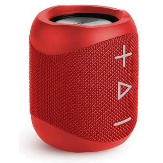 Prijenosni zvučnik SHARP GX-BT180 crveni (Bluetooth, baterija 10h)