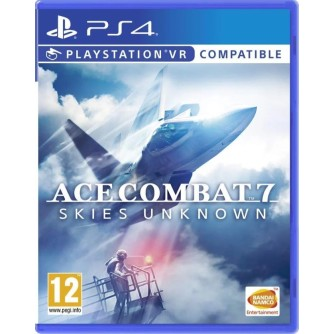 Igra za Sony Playstation 4 Ace Combat 7: Skies Unknown PS4