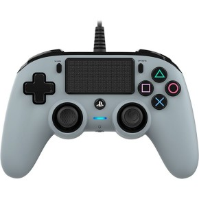 Kontroler gamepad za Playstation 4 i PC Bigben Wired Nacon Controller PS4 / PC 3m kabel sivi