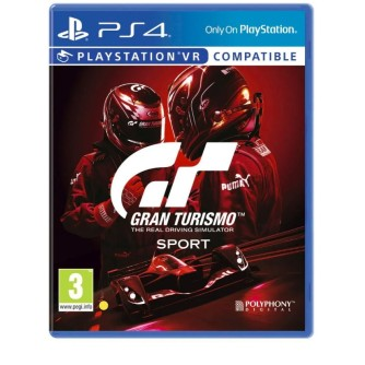 Igra za Sony Playstation 4 Gran Turismo Sport Spec II PS4