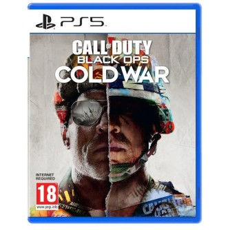 Igra za Sony Playstation 5 PS5 Call of Duty: Black Ops Cold War