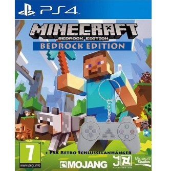 Igra za Sony Playstation 4 Minecraft Bedrock PS4