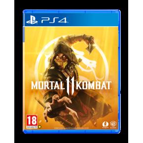 Igra za Sony Playstation 4 Mortal Kombat 11 PS4