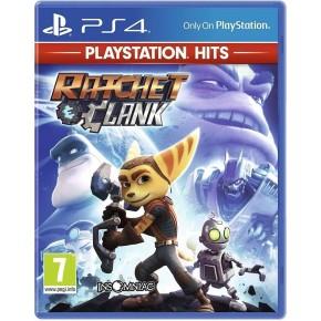 Igra za Sony Playstation 4 Ratchet and Clank PS4 HITS