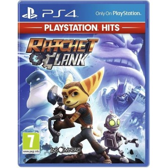 Igra za Sony Playstation 4 Ratchet and Clank PS4 HITS
