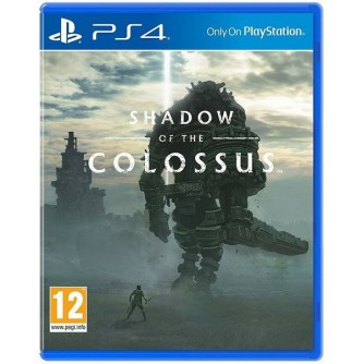 Igra za Sony Playstation 4 Shadow of the Colossus Standard Edition PS4