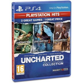 Igra za Sony Playstation 4 Uncharted Collection HITS PS4