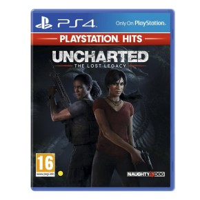 Igra za Sony Playstation 4 Uncharted: The Lost Legacy HITS PS4