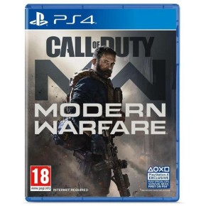 Igra za Sony Playstation 4 PS4 CALL OF DUTY: Modern Warfare