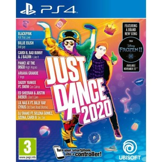 Igra za Sony Playstation 4 PS4 JUST DANCE 2020