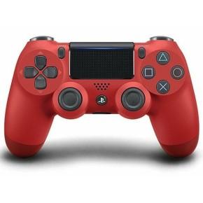 Igraći kontroler gamepad PLAYSTATION 4 SONY PS4 DUALSHOCK v2 crveni