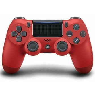 Igraći kontroler gamepad PLAYSTATION 4 SONY PS4 DUALSHOCK v2 crveni