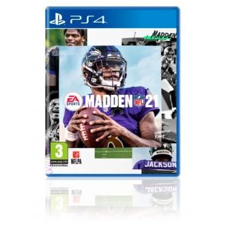 Igra za Sony Playstation 4 Madden NFL 21 PS4