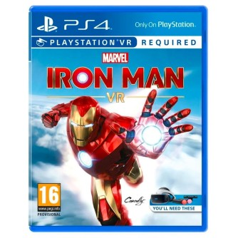 Igra za Sony Playstation 4 Marvel Iron Man VR PS4