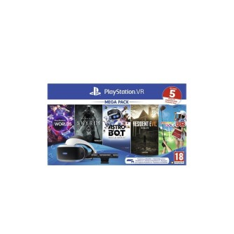 VR naočale za PLAYSTATION VR Mega Pack 2 VCH + VR World VCH Mk4