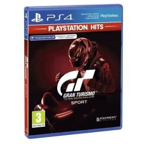 Igra za Sony Playstation 4 Gran Turismo Sport HITS PS4