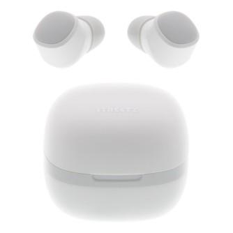 Slušalice STREETZ TWS-0002, mikrofon, Bluetooth, TWS, bijele