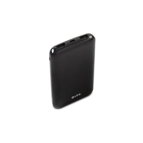 Prijenosna baterija Powerbank S-LINK IP-757, 10.000 mAh, crni
