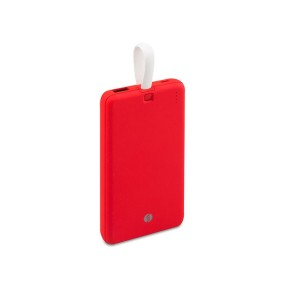 Prijenosna baterija Powerbank S-LINK IP-G19, 10.000 mAh, crveni