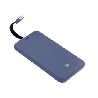 Prijenosna baterija Powerbank S-LINK IP-G19, 10.000 mAh, navy plava
