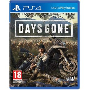 Igra za Sony Playstation 4 Days Gone Standard Edition PS4