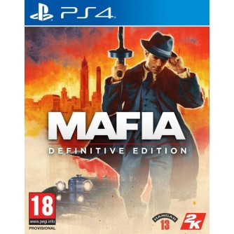 Igra za Sony Playstation 4 Mafia Definitive Edition