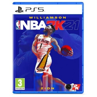 Igra za Sony Playstation 5 PS5 NBA 2K21 Standard Edition PS5