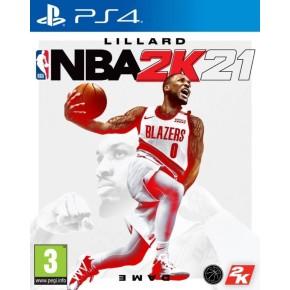 Igra za Sony Playstation 4 NBA 2K21 Standard Edition PS4