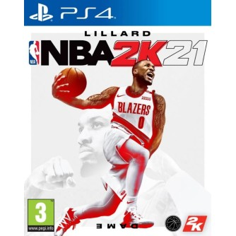 Igra za Sony Playstation 4 NBA 2K21 Standard Edition PS4