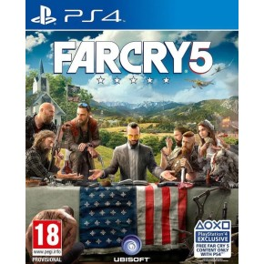 Igra za Sony Playstation 4 Far Cry 5 Standard Edition PS4