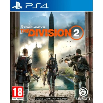 Igra za Sony Playstation 4 Tom Clancy's The Division 2 Standard Edition PS4
