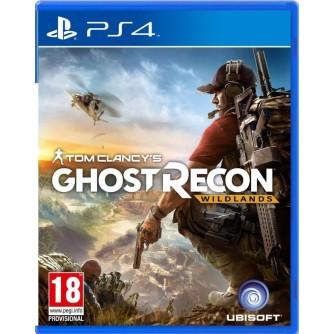 Igra za Sony Playstation 4 Tom Clancys Ghost Recon Wildlands Standard Edition PS4