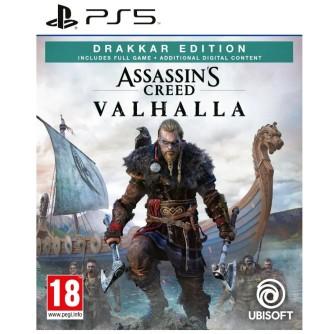 Igra za Sony Playstation 5 PS5 Assassin's Creed Valhalla Drakkar Special Day 1 Edition PS5