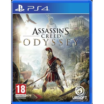 Igra za Sony Playstation 4 Assassin's Creed Odyssey Standard Edition PS4