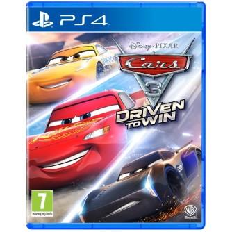 Igra za Sony Playstation 4 Cars 3: Driven to Win PS4