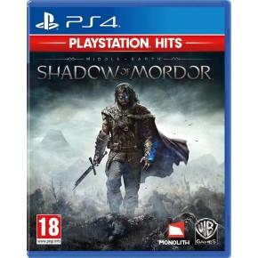 Igra za Sony Playstation 4 Middle-earth: Shadow Of Mordor HITS PS4