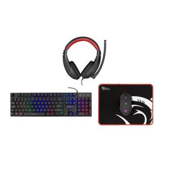 Gaming tipkovnica, miš, podloga i slušalice White Shark GC-4102 COMANCHE 2