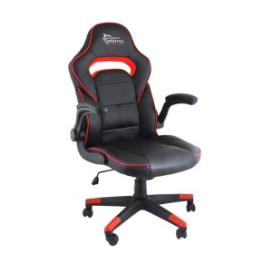 Gaming stolica, crno-crvena, White Shark Sheba