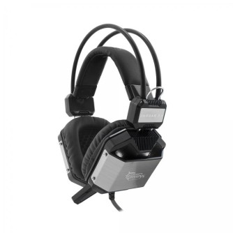 Gaming headset, gamerske slušalice White Shark GH-1946 JAGUAR crno/srebrne
