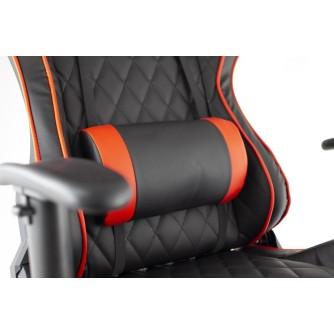 Gaming stolica, crno-crvena, White Shark Pro Racer