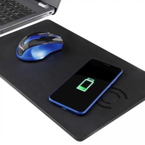 Podloga za miš sa bežičnim punjačem SBOX WC-063B