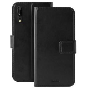 Preklopna torbica za Huawei P20, crna, Puro Booklet C4