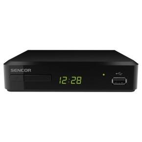 Digitalni prijemnik DVB-T2 Sencor SDB 520T