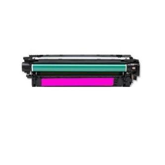 Zamjenski toner HP CE253A ljubičasta, magenta, za HP Color Laserjet CP3525, CP3520, CM3530
