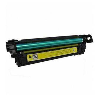 Zamjenski toner HP CE252A žuta, yellow, za HP Color Laserjet CP3525, CP3520, CM3530