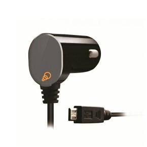 Auto punjač sa micro USB konektorom, 1 A, Cygnett GroovePower